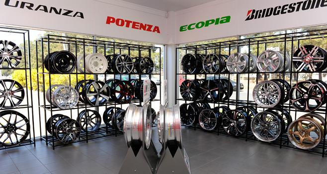 Bridgestone Service Centre Fyshwick - Tyres - Wheel